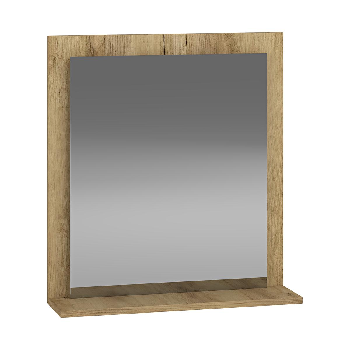 NABBI Baleta Z60 zrkadlo na stenu craft zlatý