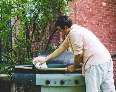 Ako sa starať o gril