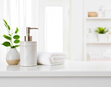 Ako sa starať o nábytok v kúpeľni