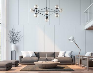 Ako vybrať osvetlenie do bytu