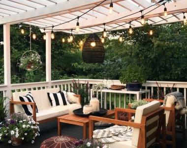 Ako vybrať záhradný nábytok
