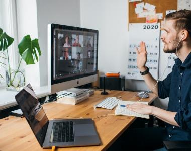 Ako zariadiť home office