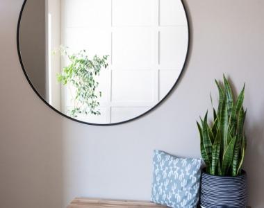 Zrkadlá, ako súčasť domácnosti
