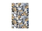 Koberec Bess 80x200 cm - kombinácia farieb / vzor kamene