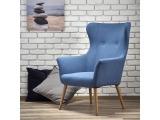 Relaxačné kreslo Cotto - modrá