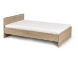 Jednolôžková posteľ Lima 90 - dub sonoma