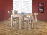 Rozkladací jedálenský stôl Maurycy - dub sonoma