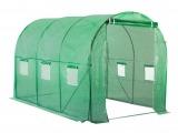 Záhradný fóliovník Greenhouse 300x200x200 cm - zelená