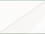 Toaletný stolík Viki VIK-15 - biela / biely lesk