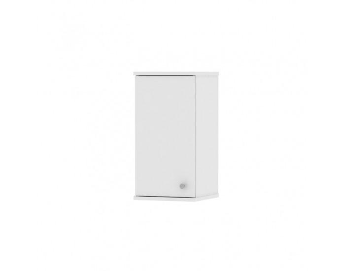 Kúpeľňová skrinka na stenu Galena SI09 - biela