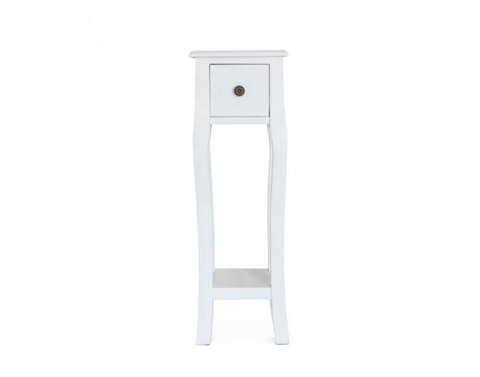 Toaletný stolík Wagner 3 - biela
