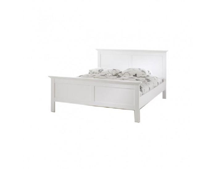 Manželská posteľ Paris 76703 180 - biela