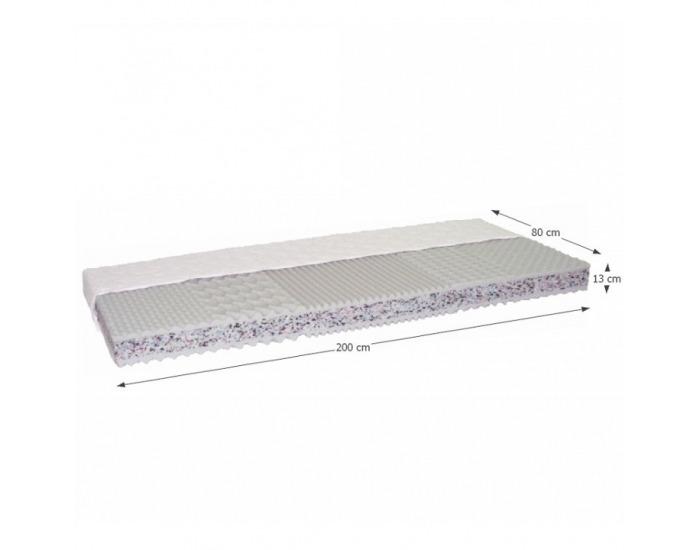 Obojstranný penový matrac Catania ECO III 80x200 cm