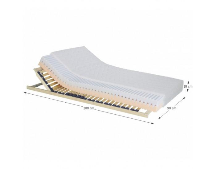 Penový matrac Tempo 30 90x200 cm