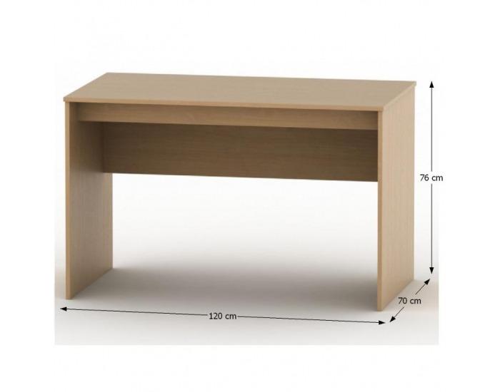 Písací stôl Tempo Asistent New 21 ZA - buk