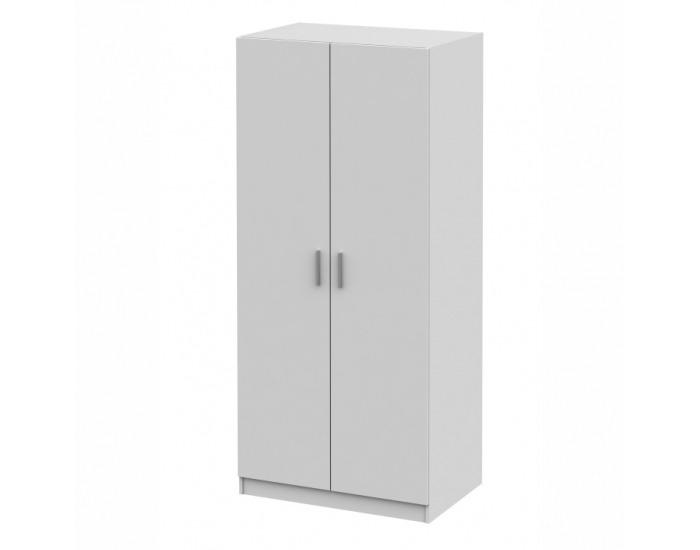 Šatníková skriňa Invita Typ 4 2D - biela