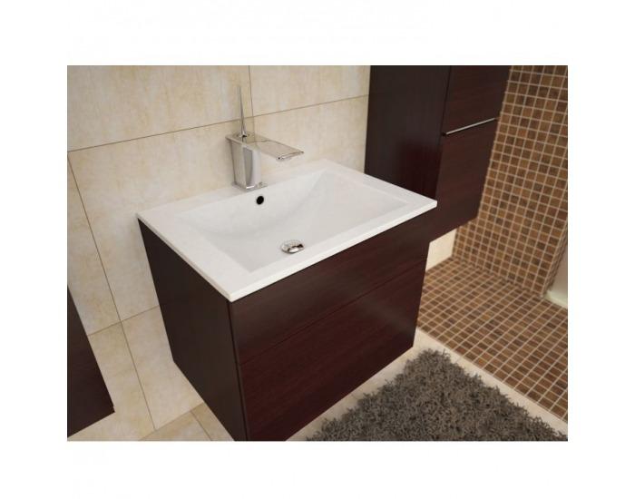Dolomitové umývadlo Mason UM ECCE 610 - biela