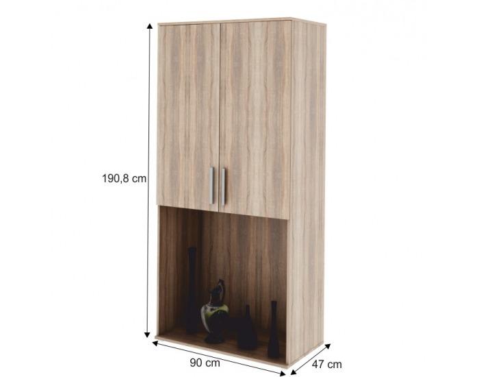 Obývacia izba Dunaj - dub sonoma