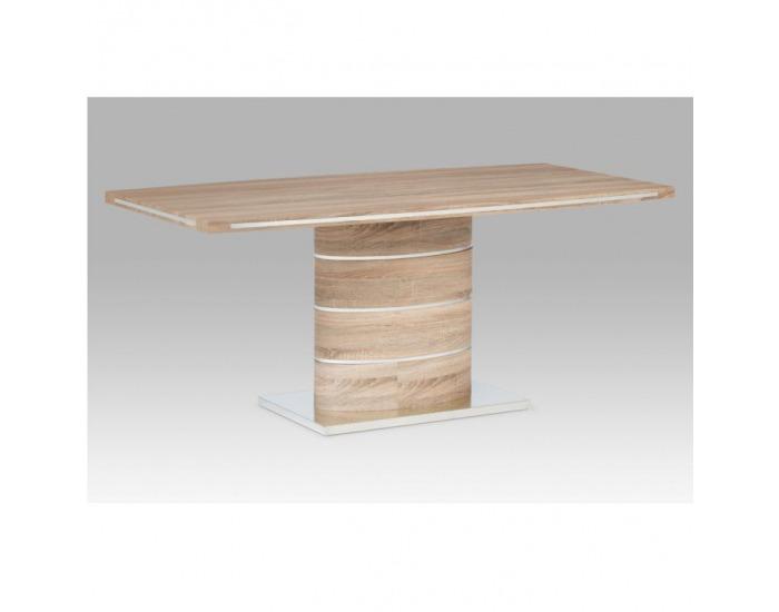 Jedálenský stôl Amar - dub sonoma
