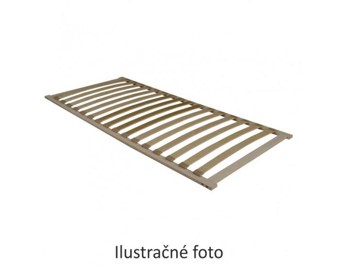 Lamelový rošt Flex 3-zónový 180x200 cm