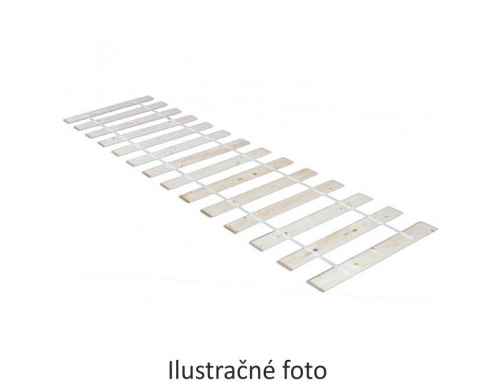 Lamelový rošt Plaza 160x200 cm - rolovaný