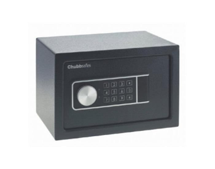 Trezor s elektronickým zámkom Air 10 - čierna
