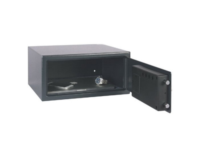 Trezor s elektronickým zámkom Air Laptop - čierna