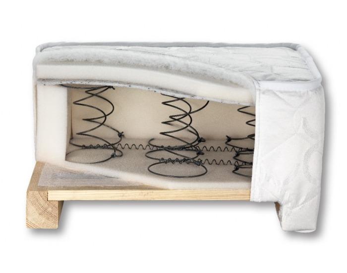 Pružinový matrac Ester-90 90x200 cm - Alergik