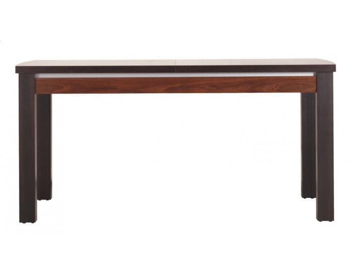 Rozkladací jedálenský stôl Forrest FR 12 - dub milano / orech tmavý
