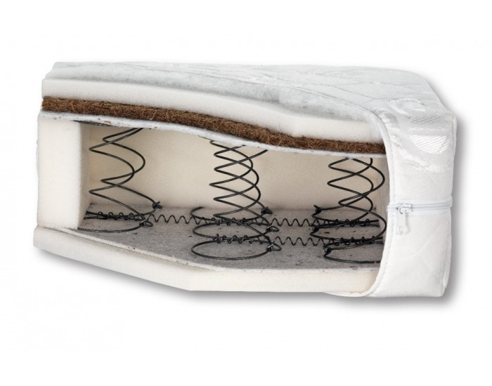 Pružinový matrac Olimpic-140 140x200 cm - Alergik