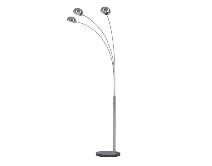 Stojacia lampa Cinda Typ 1 YF04-3 - nikel
