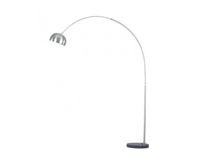 Stojacia lampa Cinda Typ 16 F1034-M - čierna / oceľ