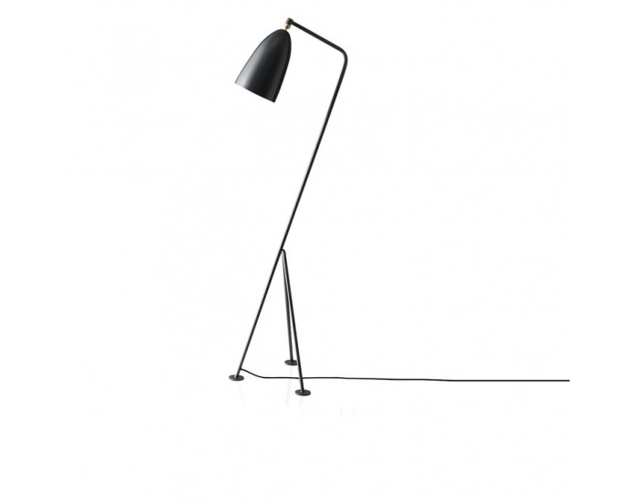 Stojacia lampa Cinda Typ 25 YF6250-G - sivá