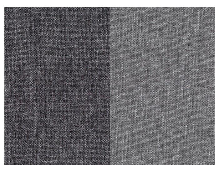 Rohová sedačka s rozkladom a úložným priestorom Bolzano L - sivá / svetlosivá