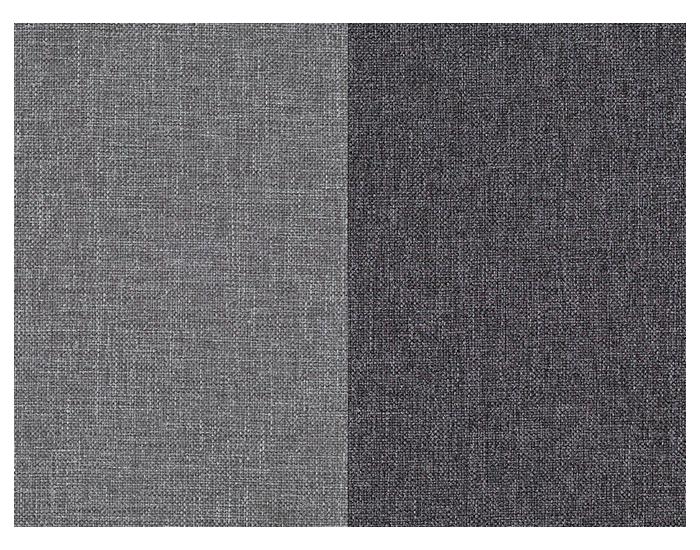 Rozkladacia pohovka s úložným priestorom Ella II - svetlosivá / sivá