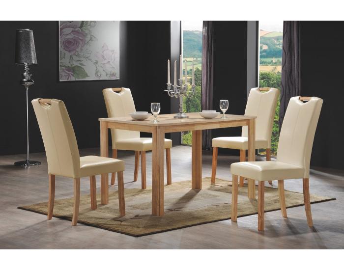 Jedálenský stôl Cord - medová jelša
