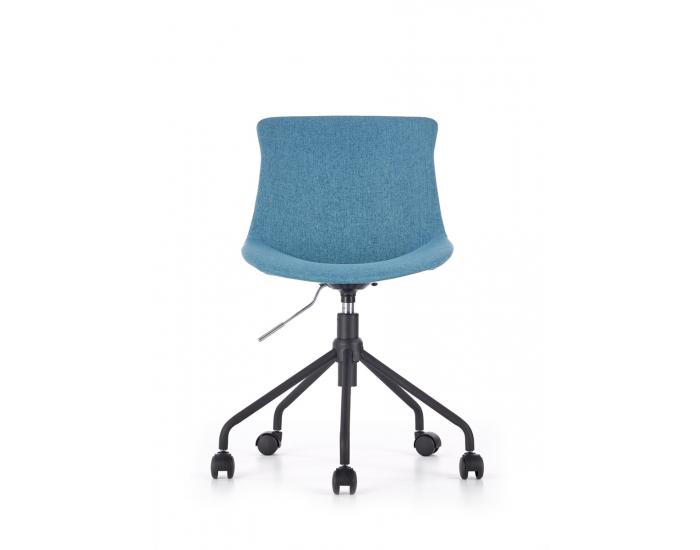 Detská stolička na kolieskach Doblo - modrá