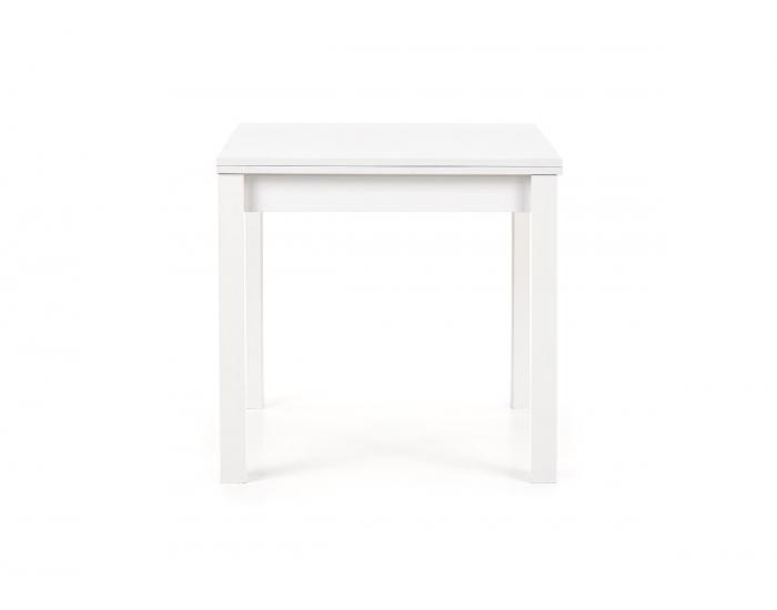 Rozkladací jedálenský stôl Gracjan - biela