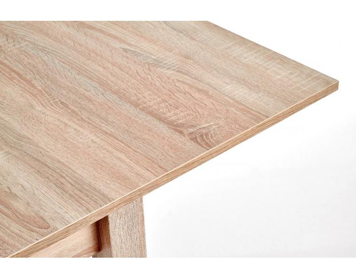 Rozkladací jedálenský stôl Gracjan - dub sonoma