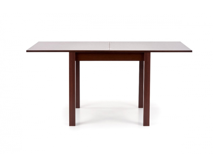 Rozkladací jedálenský stôl Gracjan - tmavý orech