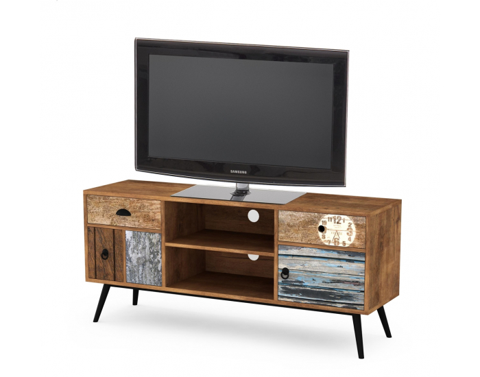 TV stolík Mezo RTV-1 - kombinácia farieb