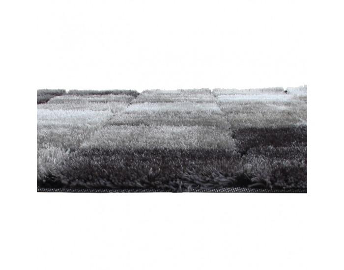 Koberec Ludvig Typ 2 140x200 cm - sivá