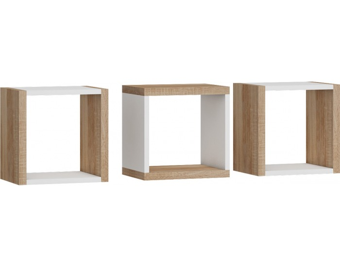 Detská izba Kitty 1 - sonoma svetlá / biela