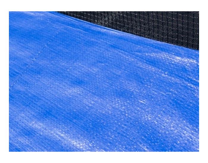 Trampolína Jumper 305 cm - čierna / modrá