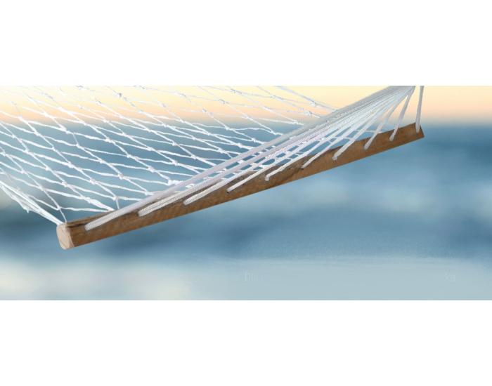 Hojdacia sieť NHMK 200x80 cm - biela