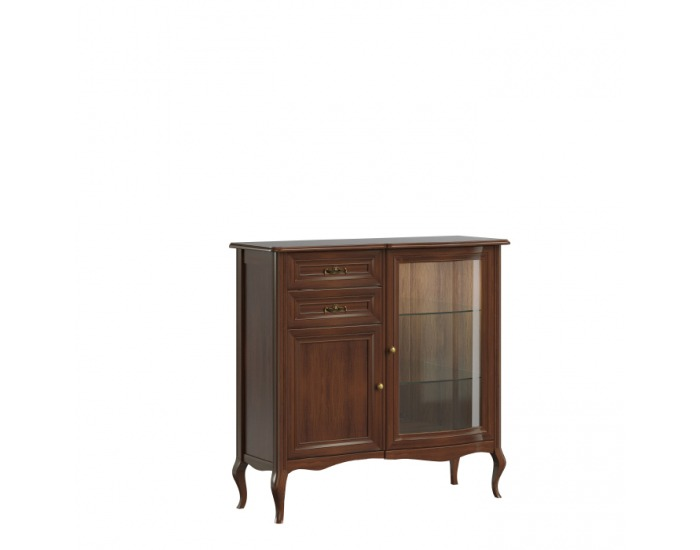 Rustikálna obývacia izba Prato - višňa 02