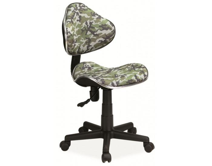 Kancelárska stolička Q-G2 - moro