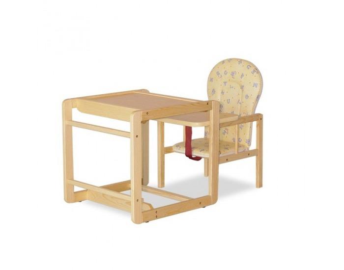 d0f85b75cb26 Detská jedálenská stolička Heniek Maxi - borovica Detská jedálenská stolička  Heniek Maxi - borovica ...