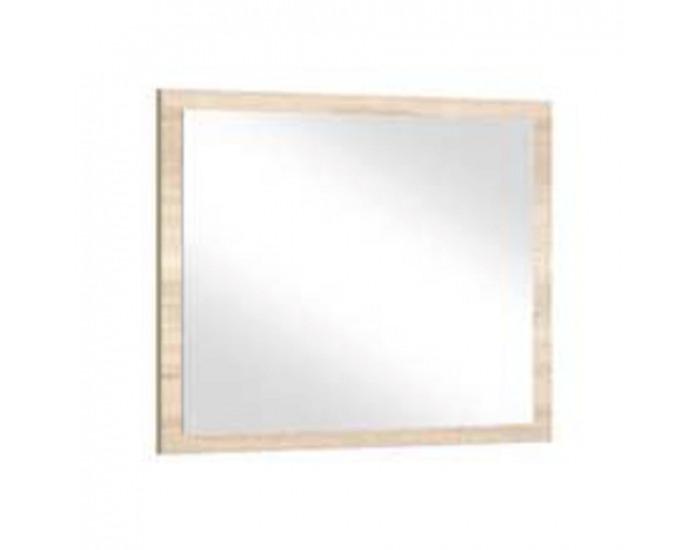 Zrkadlo na stenu Bafra - dub artisan