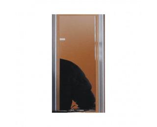 Zrkadlo na stenu Lissi 5 - buk / strieborná